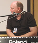 Image of songwriter Alan Roy Scott