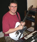 Image of songwriter Galen Breen