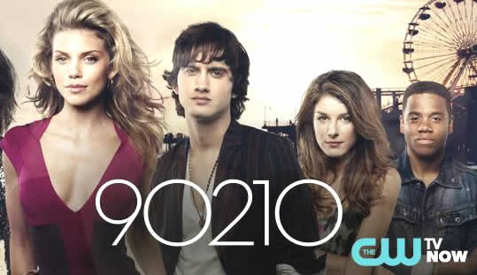 The CW TV series - 90210