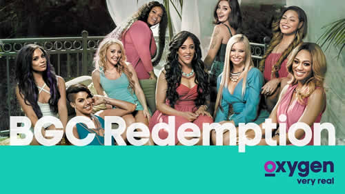 Oxygen TV series - Bad Girls Club