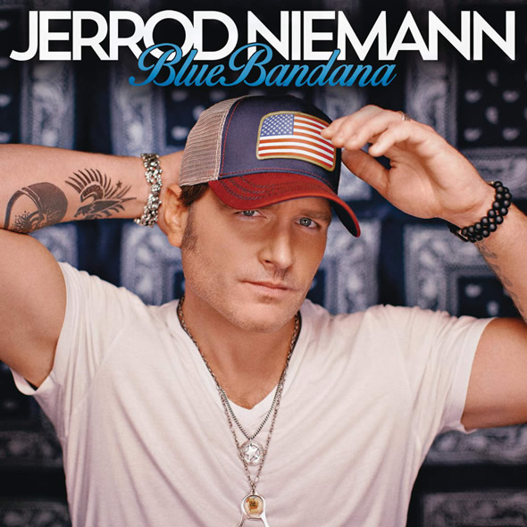 Top 30 Billboard Single - Blue Bandana by Jerrod Niemann